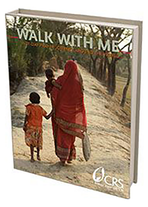 Walk With Me: A 21 Day Prayer Journey Around the World