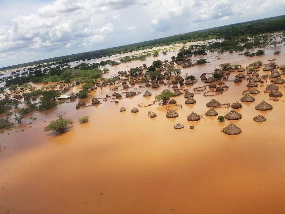Kenya, flooding