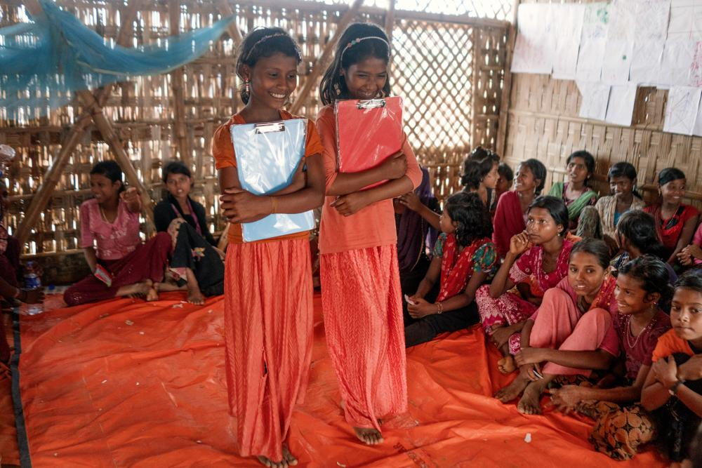 Bangladesh and refugee education